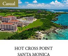 HOT CROSS POINT SANTA MONICA